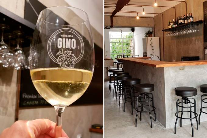 Gino Wine Bar