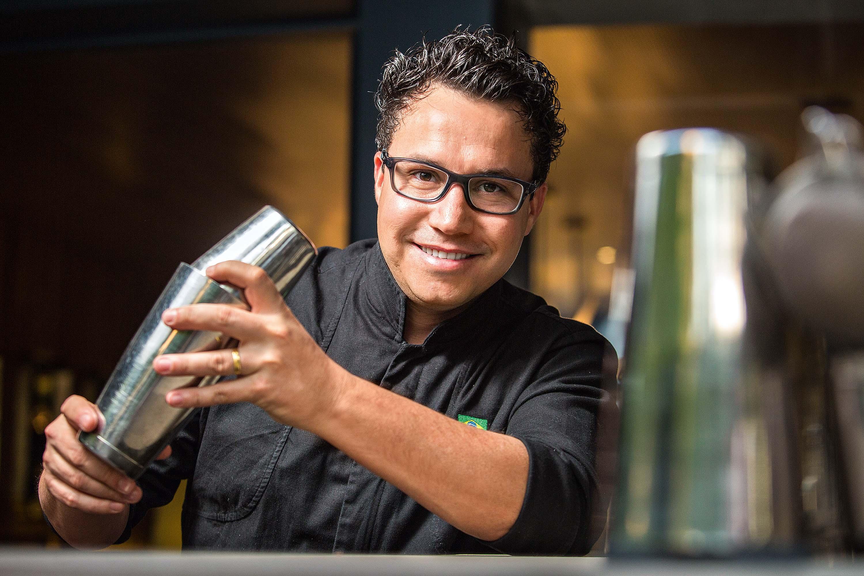 Serrano: criador da espuma