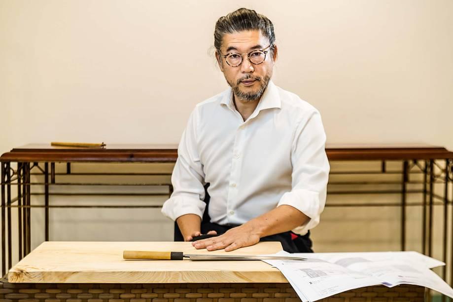 Chef Tsuyoshi Murakami inaugura restaurante exclusivo: Murakami