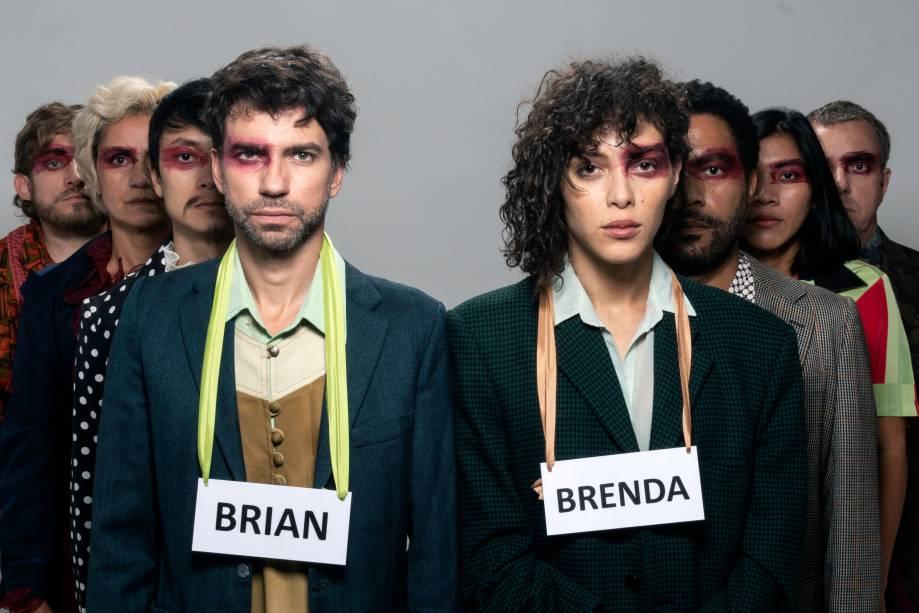 Brian ou Brenda?: texto de Franz Keppler