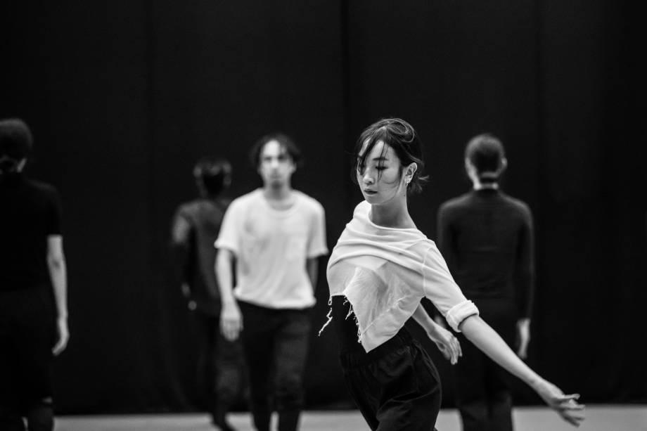 Cia. de Dança Nacional da Coreia - Vestígios de Areia Preta