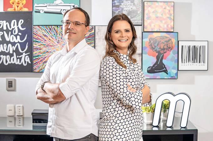 Celso e Marina Moraes