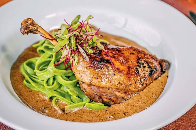 Sal Gastronomia – pato