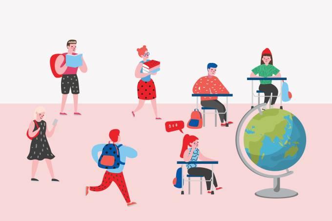 escolas bilingues e internacionais