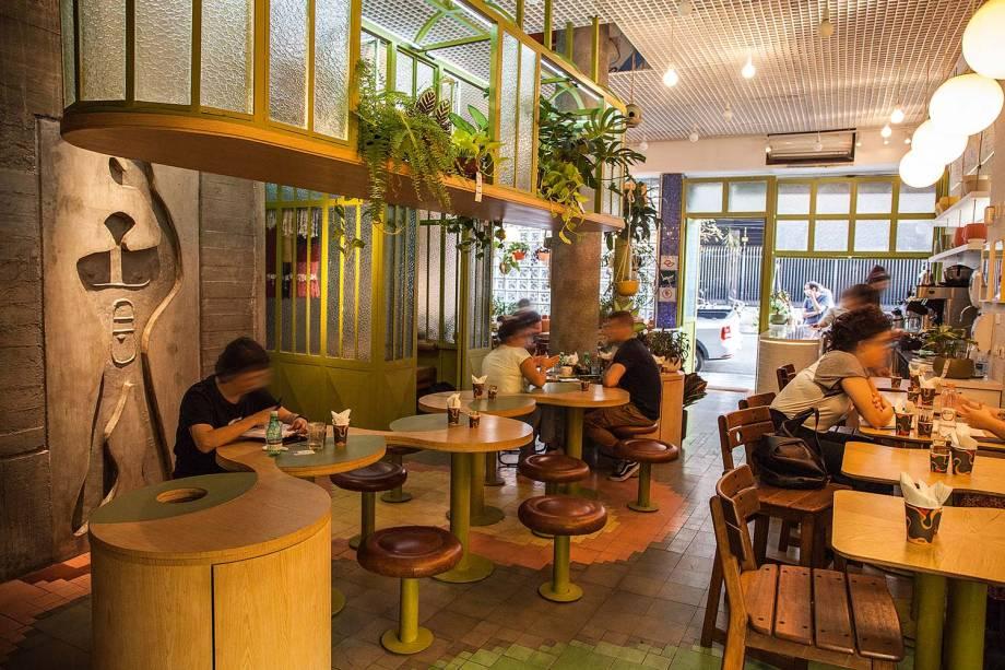 O salão do café: um dos mais belos da cidade