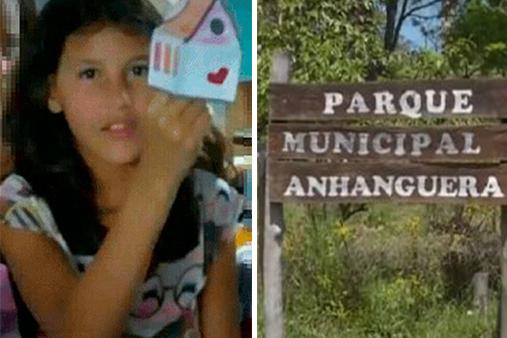 zona norte criança morta parque anhanguera