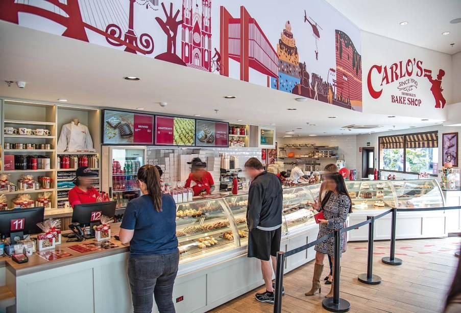 Carlo's Bakery: agora no Shopping Tamboré