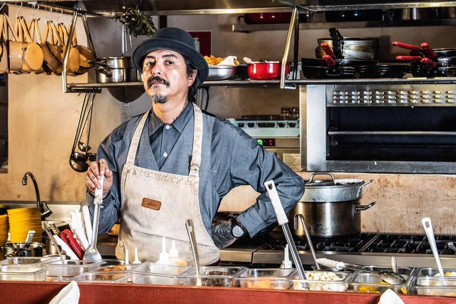 Receitas do chef Checho Gonzales