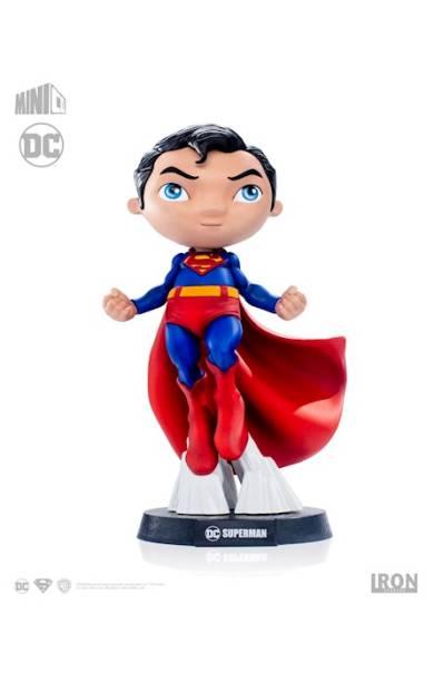 Superman da linha Mini.co, da Iron Studios: 139,99 reais