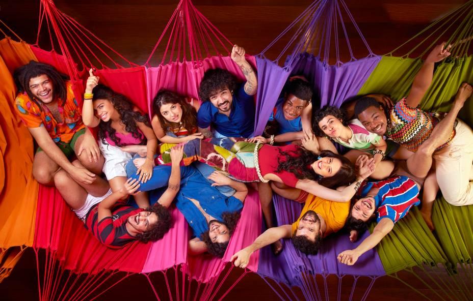 Novos Baianos: musical recupera a história do grupo que fundiu o samba e o pop