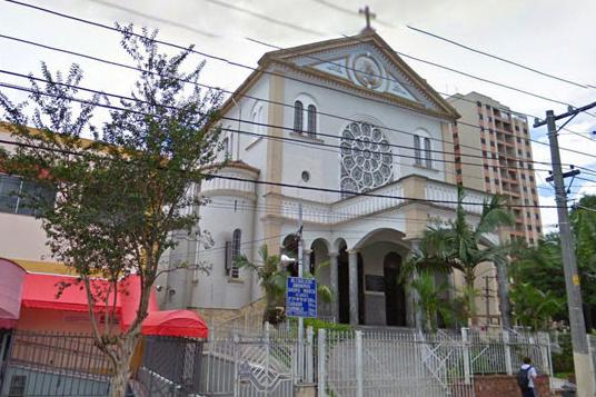 roubo igreja mooca