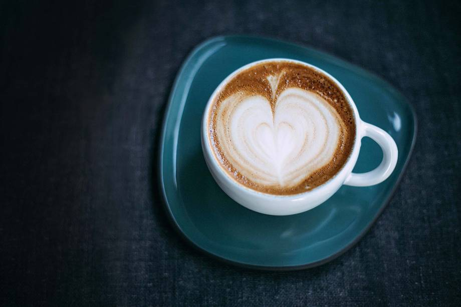 Cappuccino, do KFÉ Ráscal: a qualquer hora