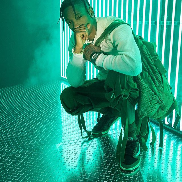 Travis Scott: rapper é headliner