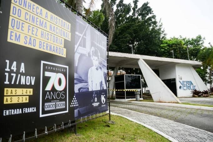 Exposição Estúdio Pavilhão Companhia Vera Cruz 70 Anos