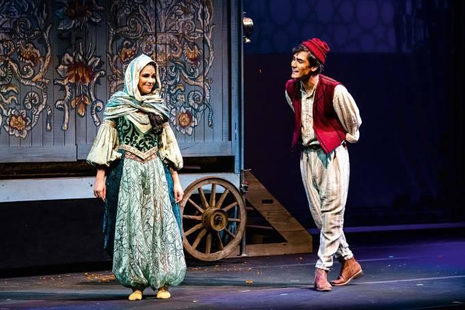 Aladdin, o Musical