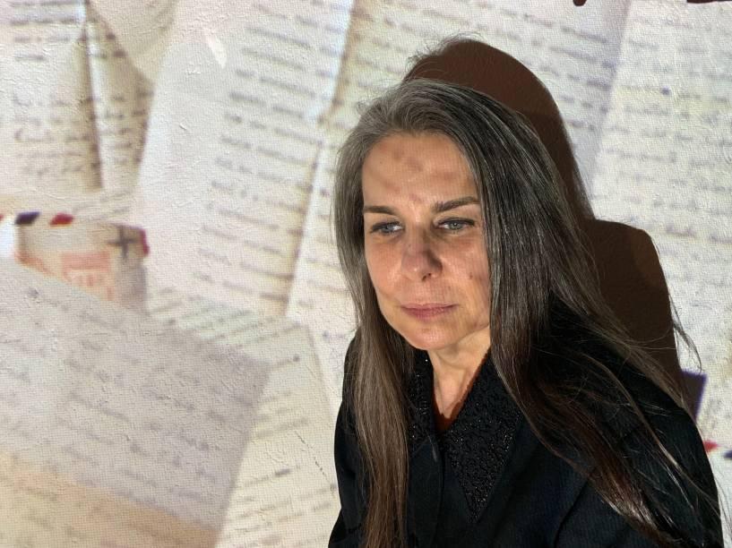 1975: monólogo com Angela Figueiredo