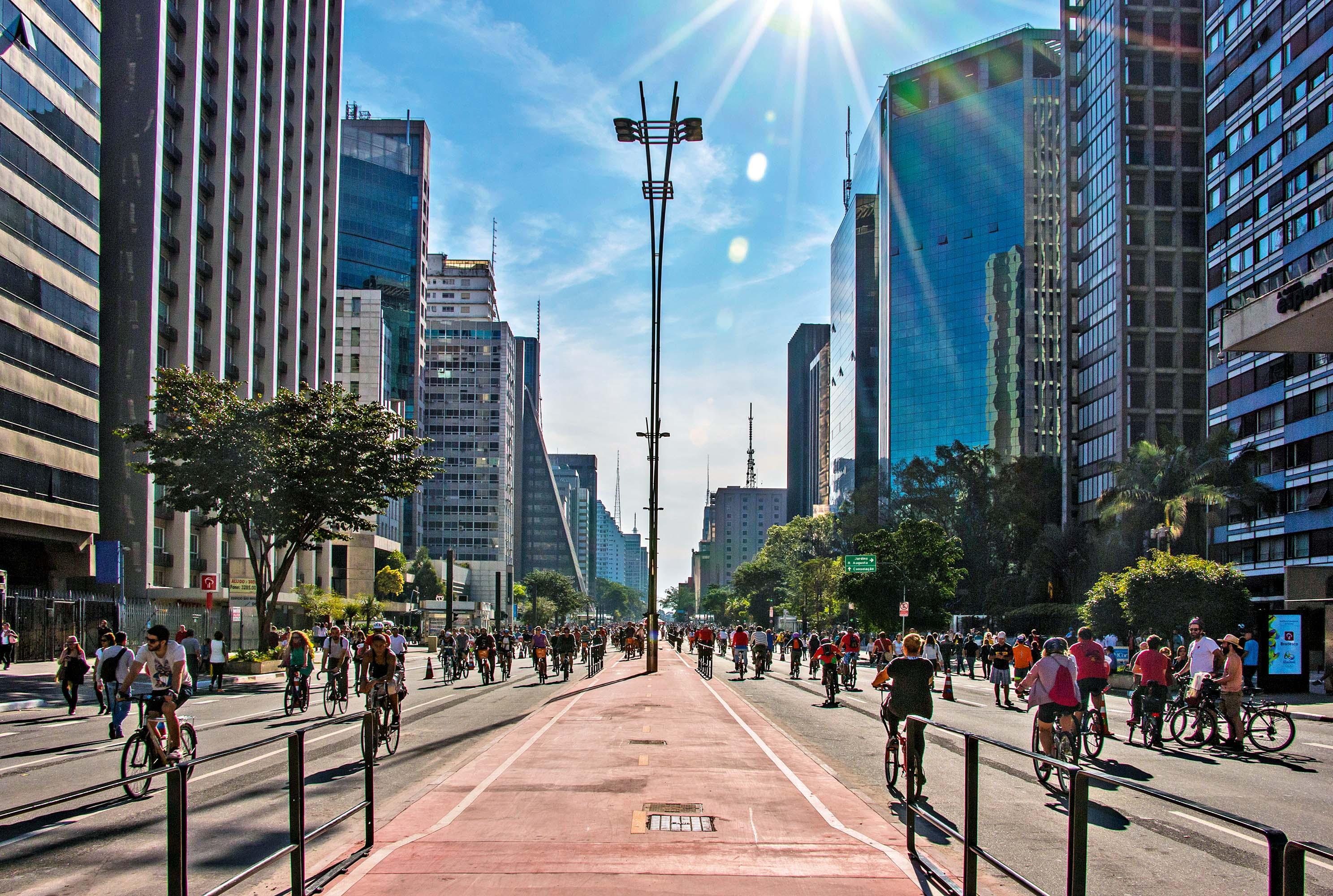 Avenida Paulista será interditada para montagem de palco | VEJA SÃO PAULO