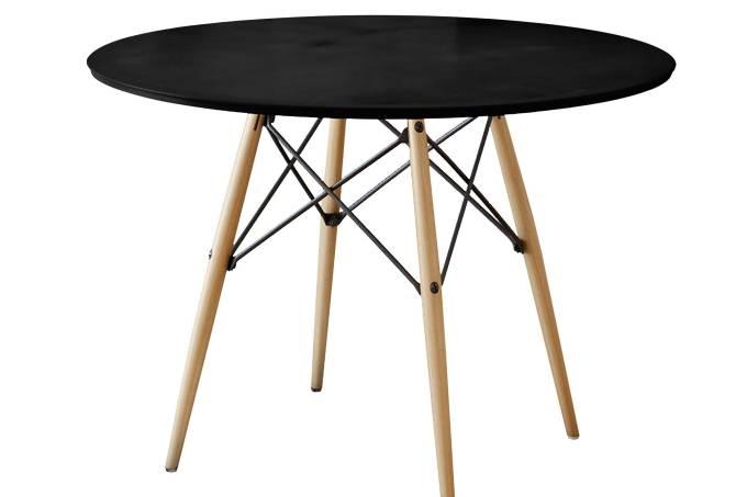 Mobly – mesa de jantar redonda