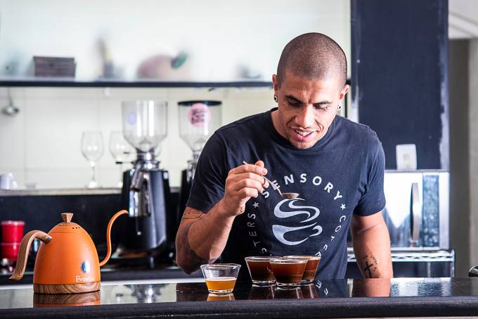 Thiago Sabino – Sensory Coffee Roasters