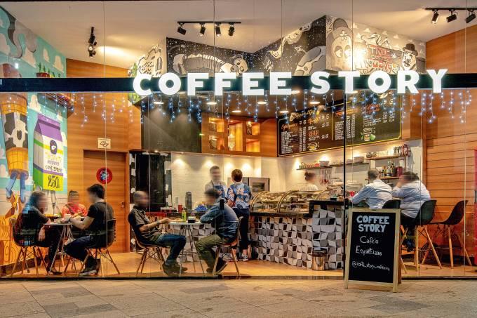 Coffee Story