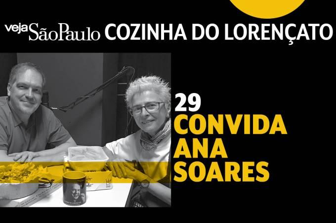 Cozinha do Lorençato – Ana Soares