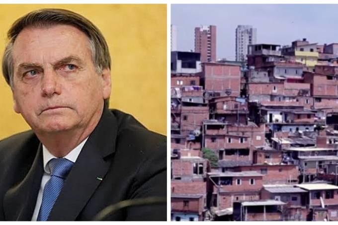 Bolsonaro_Paraisópolis