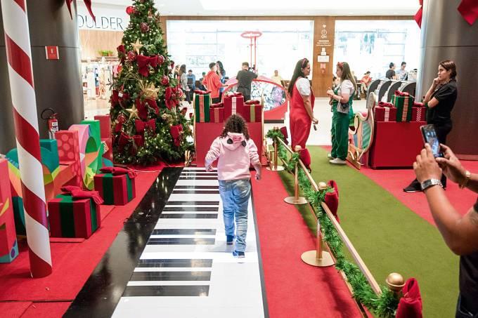Decoração Natal – Shopping Cidade São Paulo
