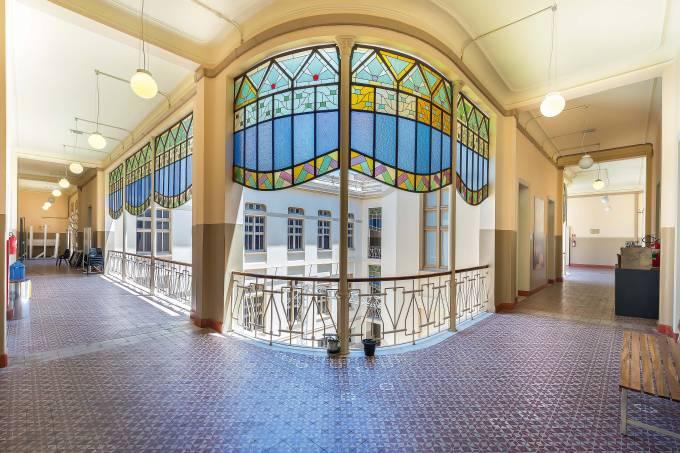 Edifício da SP Escola de Teatro