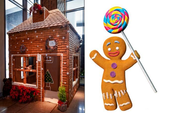 Gingerbread House – Neto Four Seasons