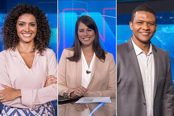 novos apresentadores jornal nacional