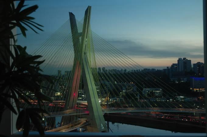 ponte octavio frias de oliveira estaiada