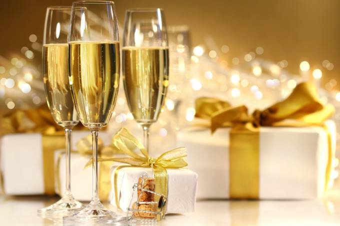 Champanhe – Ano Novo