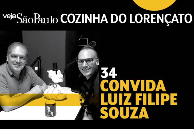 Cozinha do Lorençato – Luiz Filipe Souza