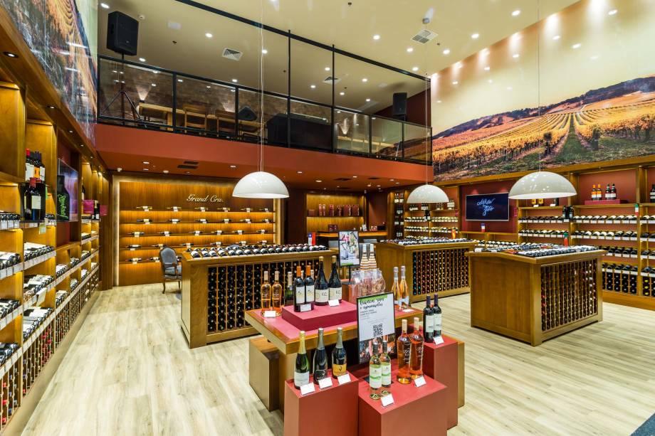 Grand Cru: nova unidade no Shopping Center Norte