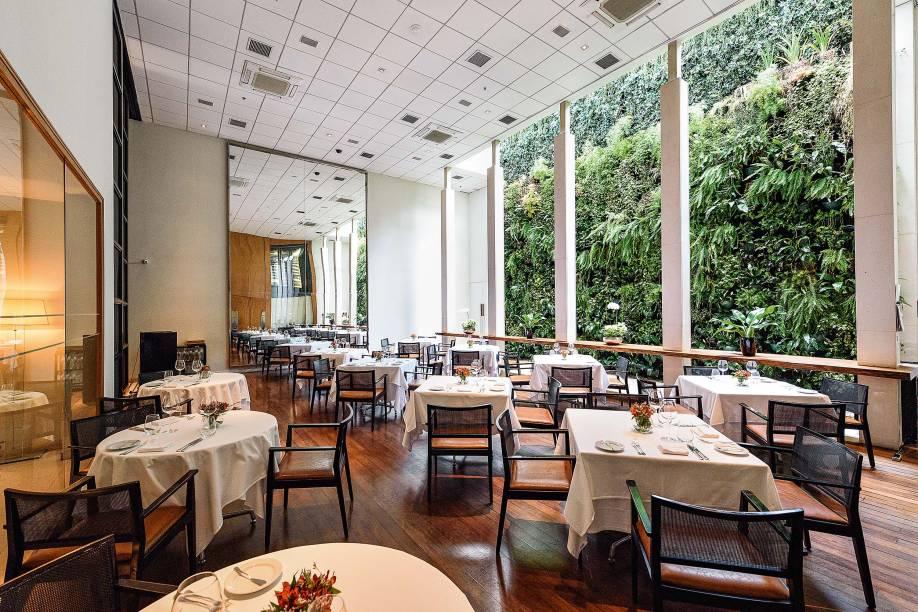 O ambiente: hotel no Jardim Paulista