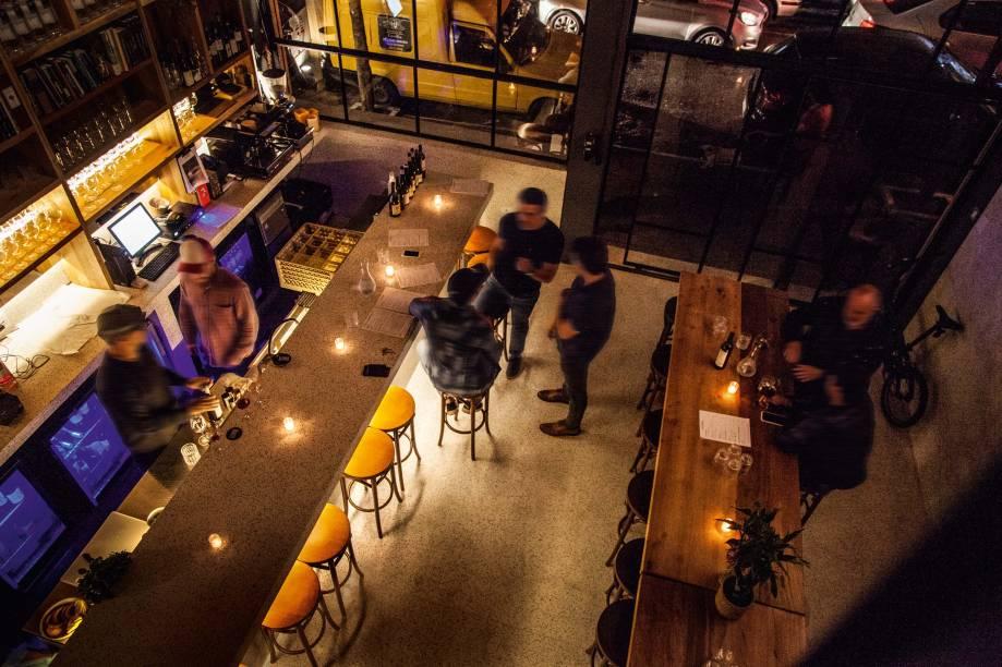 Salão a meia-luz: novidade etílica na Vila Buarque