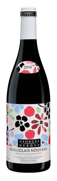 Beaujolais Nouveau 2019, de Georges Duboeuf