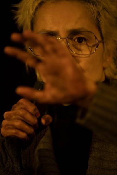 Elizabeth Costello: a atriz Lavínia Pannunzio
