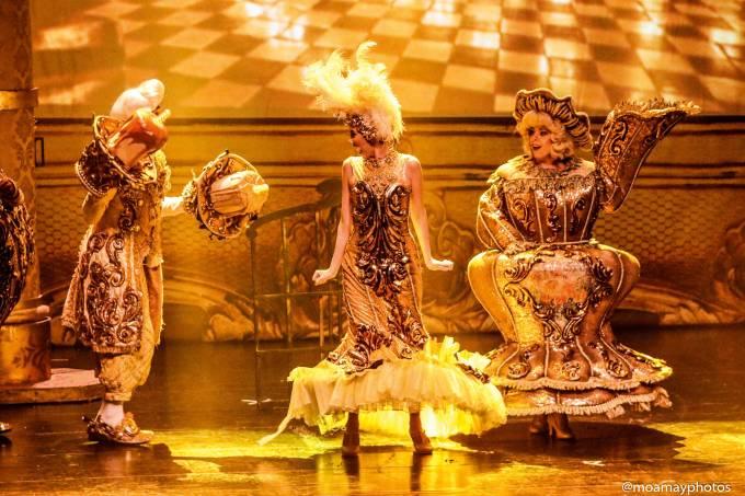 Bela e a Fera – O Espetáculo Musical