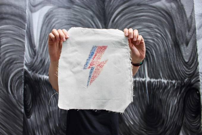 David Bowie no MIS