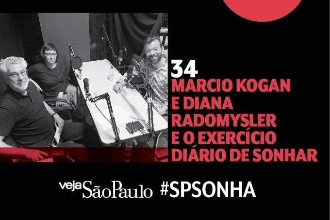 #SPsonha Episódio 34