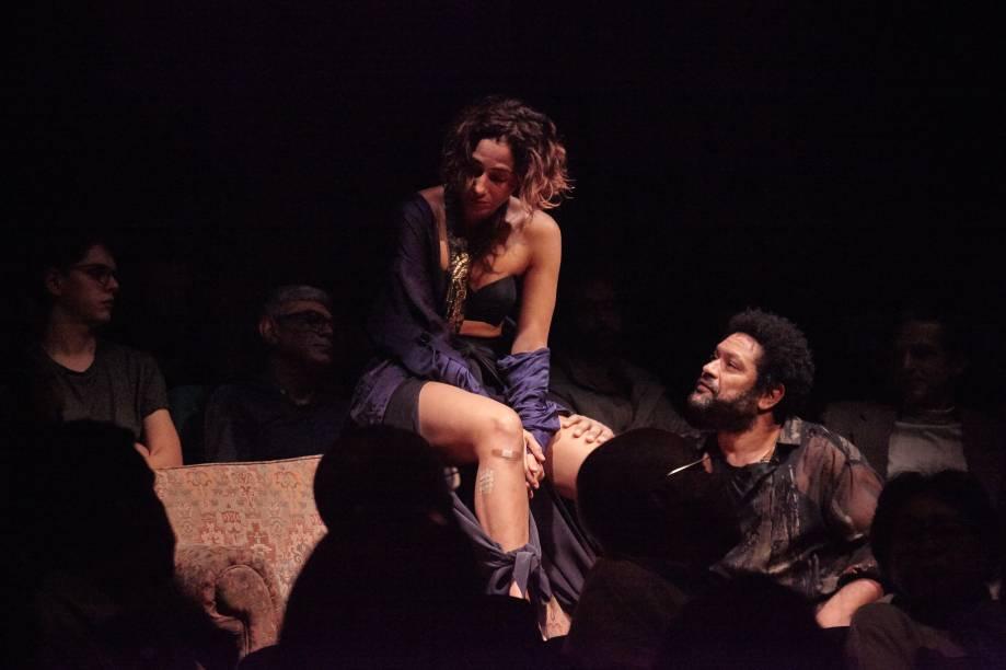 Por que Não Vivemos?: a atriz Camila Pitanga se junta ao elenco da Companhia Brasileira de Teatro