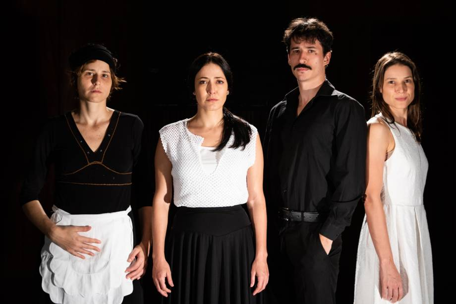 Uma Lei Chamada Mulher: peça marca estreia de Lenise Pinheiro na direção