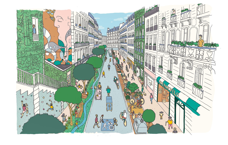 SP Sonha Paris