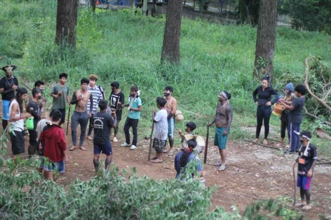 aldeia jaragua ocupação