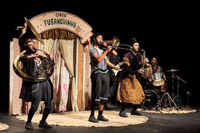 O Circo Fubanguinho