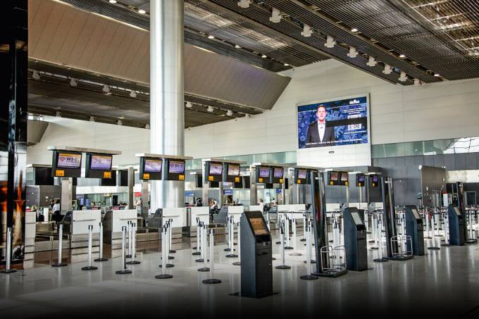Precautionary Measures Being Taken at Hotels and Airports in Tucson and Sao Paulo
