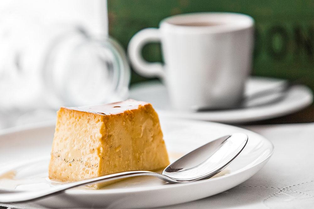 Da Fôrma de Pudim: doce é feito com fava de baunilha