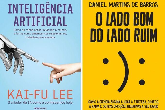 livros inteligencia artificial o lado bom do lado ruim