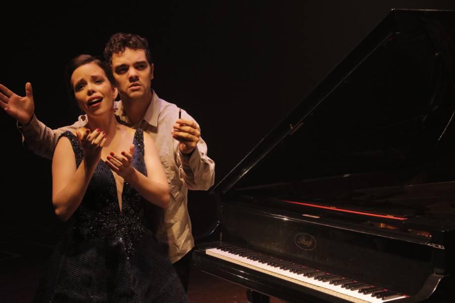 Fabi Bang e Luccas Papp: música erudita em cena